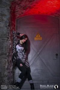 Siegershooting - Stagamodels 2015, Haare & Makeup: Tina Weidinger - Tina's Crazycut (Germannsdorf/Hauzenberg); Model: Jessie Rib