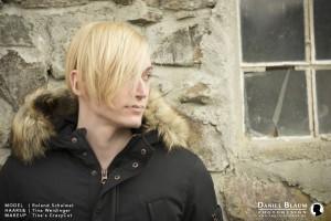 Siegershooting - Stagamodels 2015, Haare & Makeup: Tina Weidinger - Tina's Crazycut (Germannsdorf/Hauzenberg); Model: Roland Schalwat